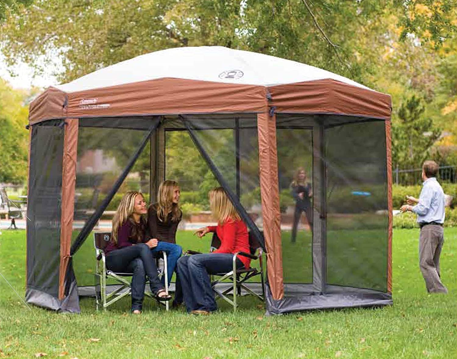 Camping Shelters Screened Canopy Tents Home House Hiking