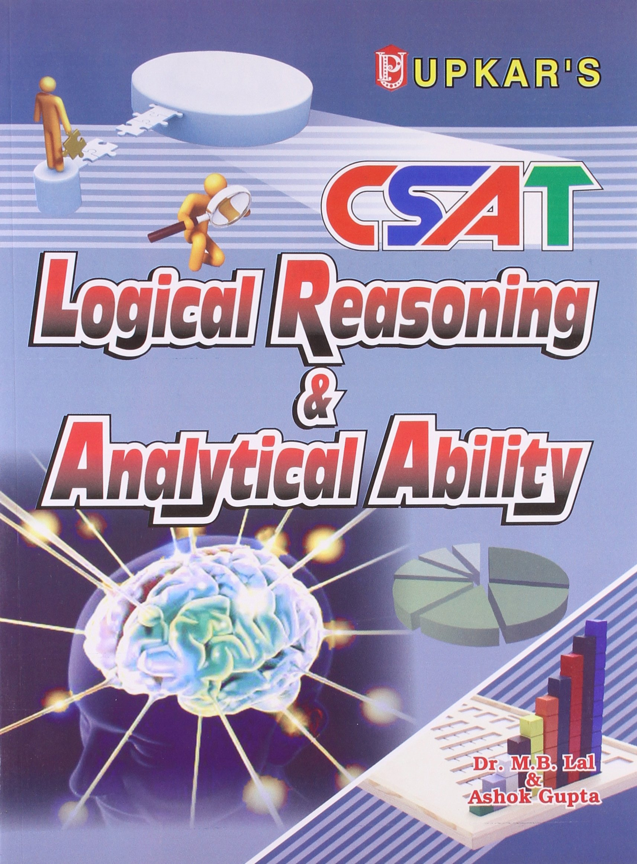 amazon in buy csat logical reasoning analytical ability book amazon in buy csat logical reasoning analytical ability book online at low prices in csat logical reasoning analytical ability reviews