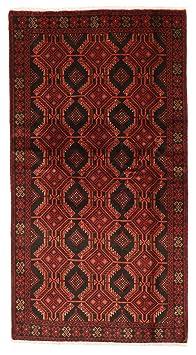 baloutche 100x185 tapis persan cuisine persan cuisine maison z36. Black Bedroom Furniture Sets. Home Design Ideas