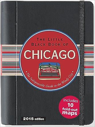 Little Black Book of Chicago, 2015 Edition (Little Black Books (Peter Pauper Hardcover))
