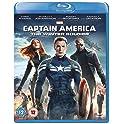 Marvels Captain America Blu Ray