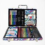 Art 101 45Piece Anime & Cartooning Drawing Set, Multicolor (Color: Multicolor)