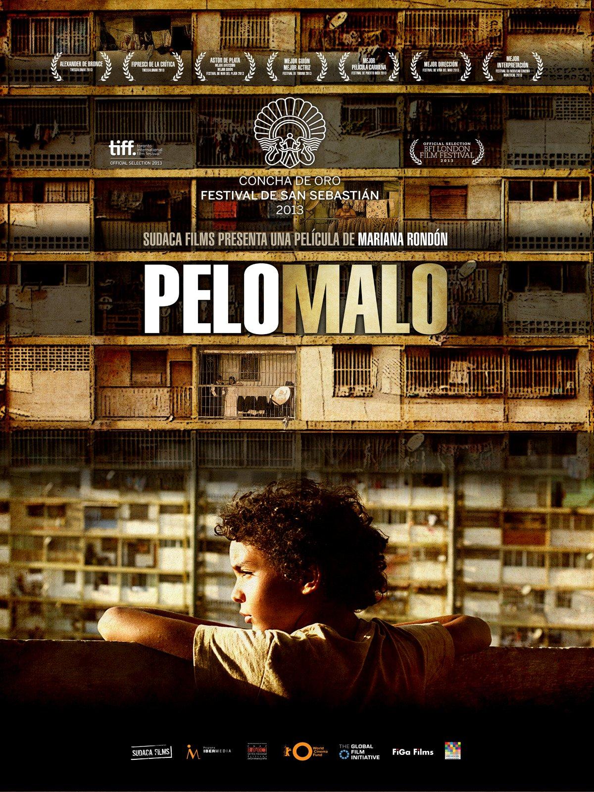 Pelo Malo on Amazon Prime Instant Video UK