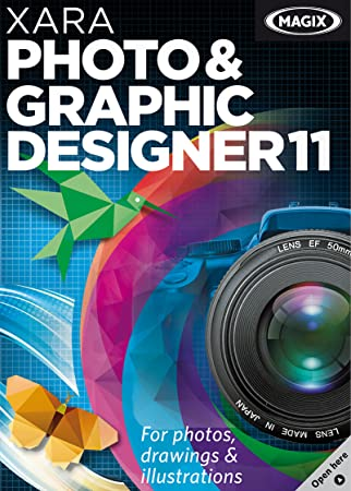 Xara Photo & Graphic Designer 11 [Download]