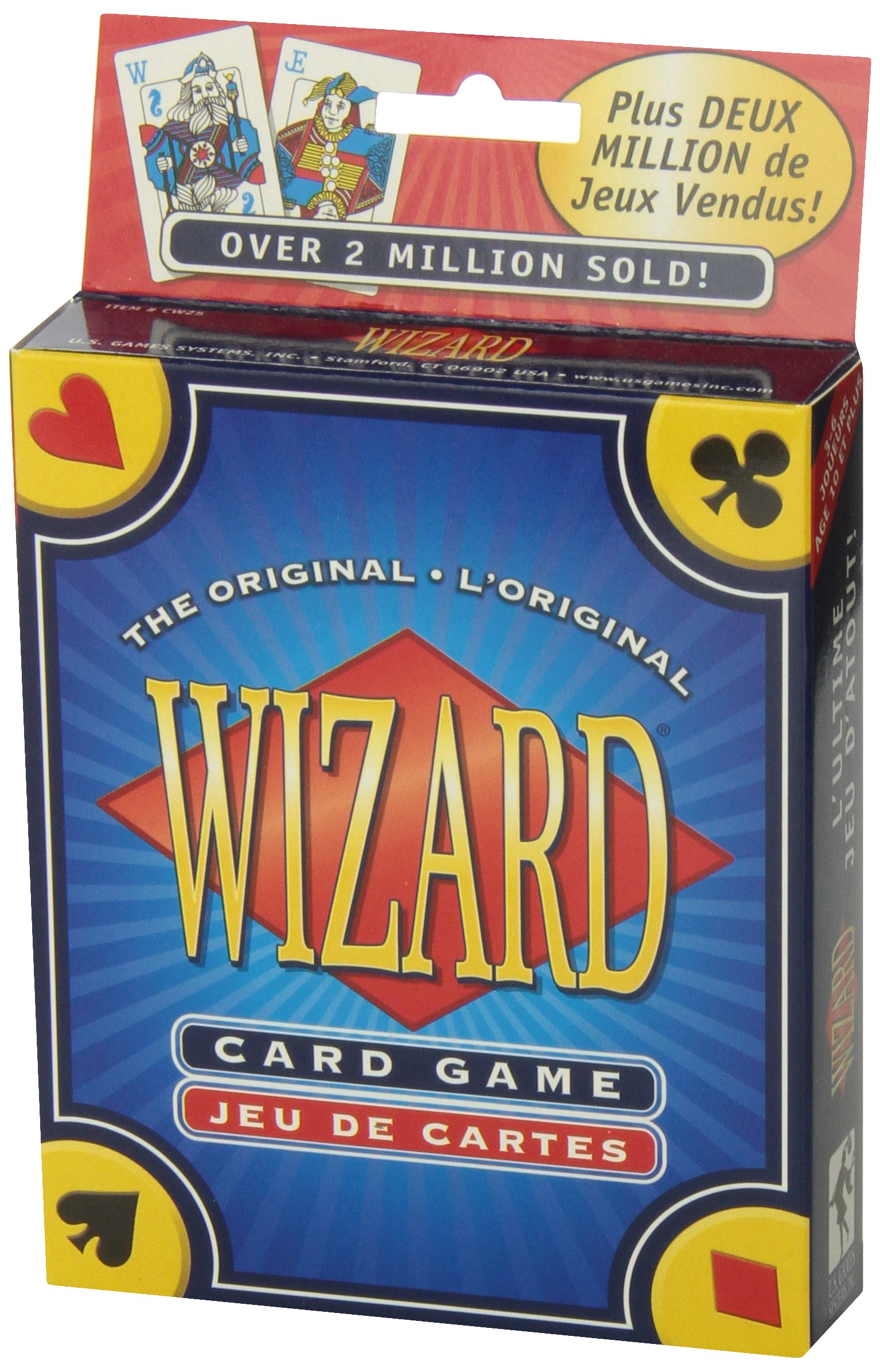 Wizard Card Game Ken Fisher