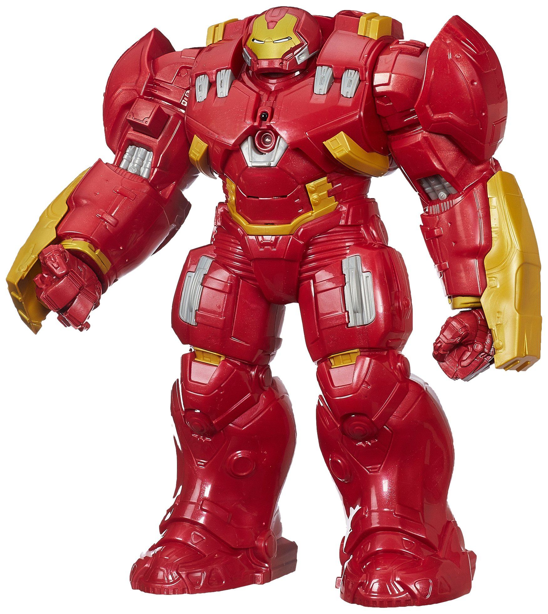 Toys From Hasbro : Marvel avengers titan hero tech interactive hulk buster