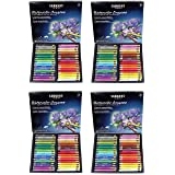 Sargent Art 22-1136 Artist Quality 36 Premium Watercolor Crayons (Pack of 4) (Tamaño: Pack of 4)
