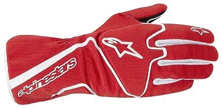 ALPINESTARS 3552713 - 32 Gants Kart, Rouge/Blanc, Taille : M