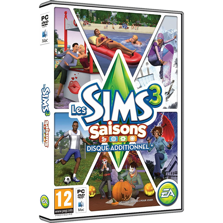 Les sims 3 - Saisons 91R3X8yqVxL._AA1500_