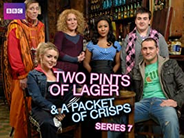Two Pints Of Lager and A Packet Of Crisps - Season 7