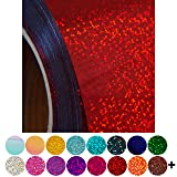 Threadart Holographic Red 20