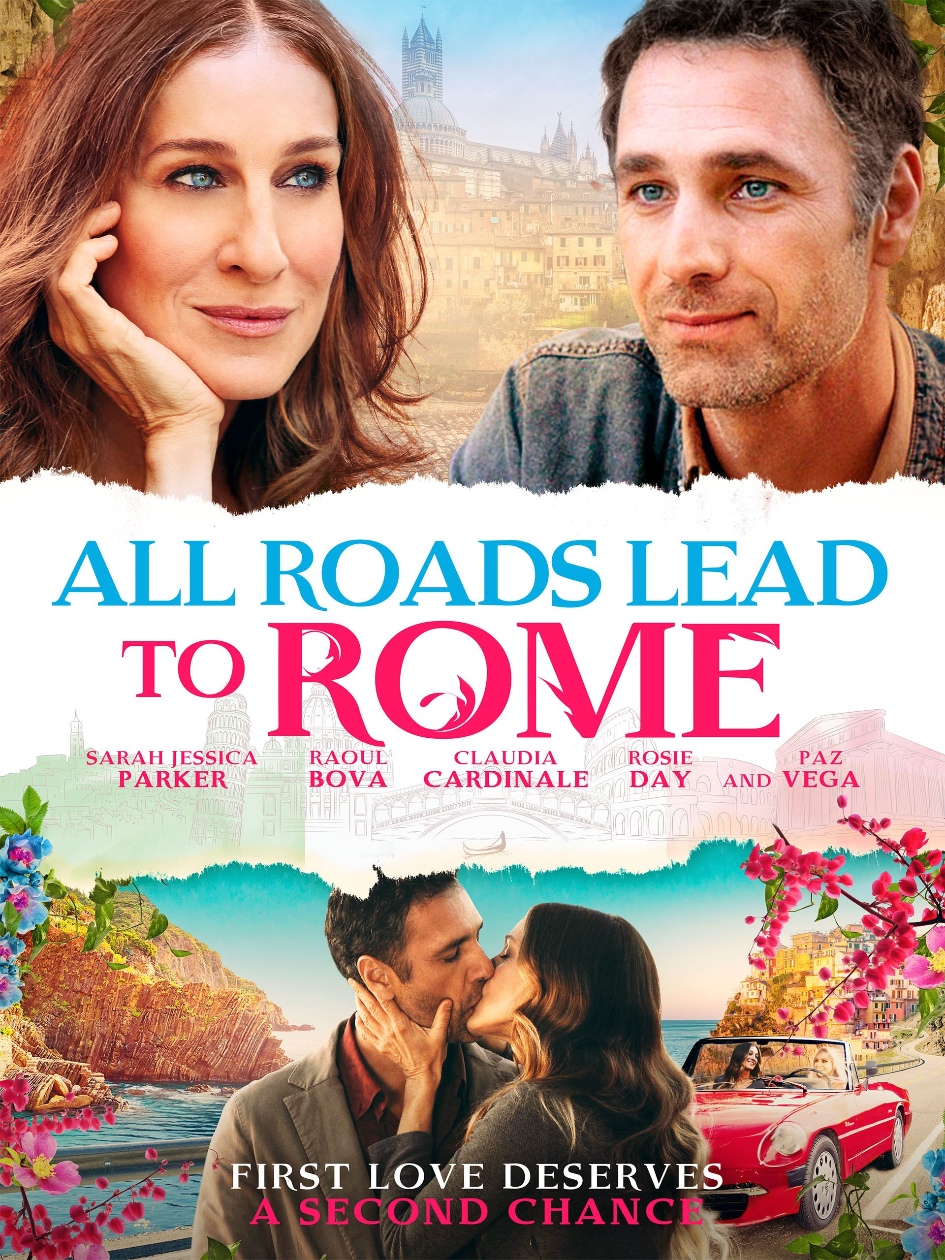All Roads Lead To Rome on Amazon Prime Video UK