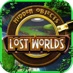 Hidden Objects Lost Worlds from Beansprites LLC