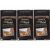 General Pencil 4401-24A Multi Pastel Pencils, 24-Pack (Thr?? ?ack) (Tamaño: Thr?? ?ack)