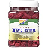 Mother Earth Products Freeze Dried Raspberries, 3 oz (Tamaño: 85 g)
