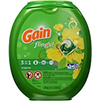 Gain Flings Original Laundry Detergent Pacs (81 Count)