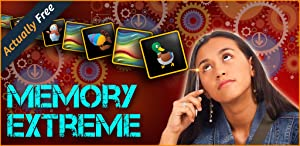 Memory Extreme Free - Train Your Brain with a Supercharged Version of the Classic All-Ages Cards Matching Game by TrophySoft