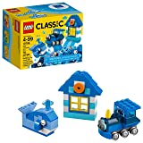 LEGO Classic Blue Creativity Box 10706 Building Kit (Tamaño: Classic Blue Creativity Box)