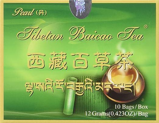 西藏百草茶