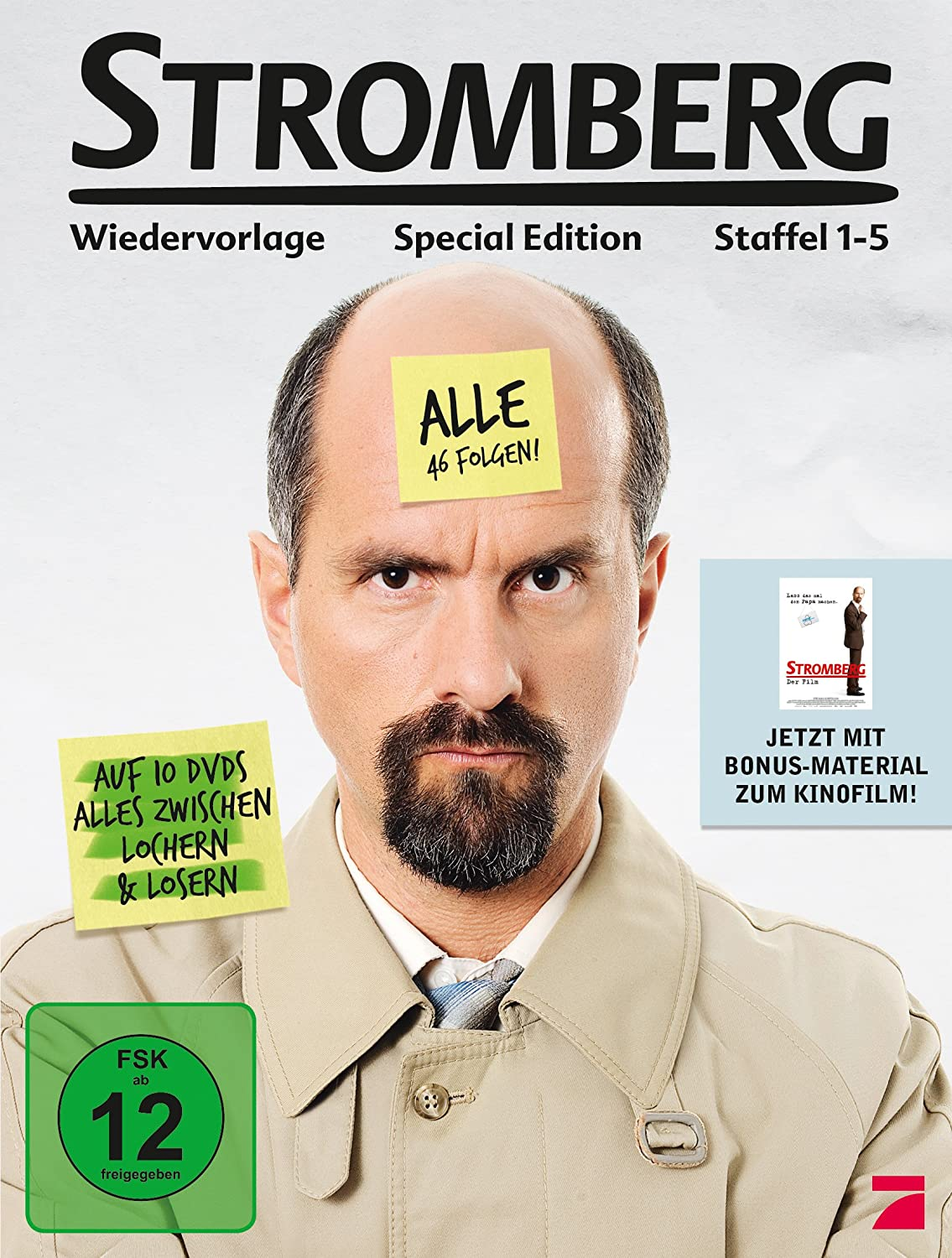 Stromberg - Staffel 1-5 Deluxe Edition