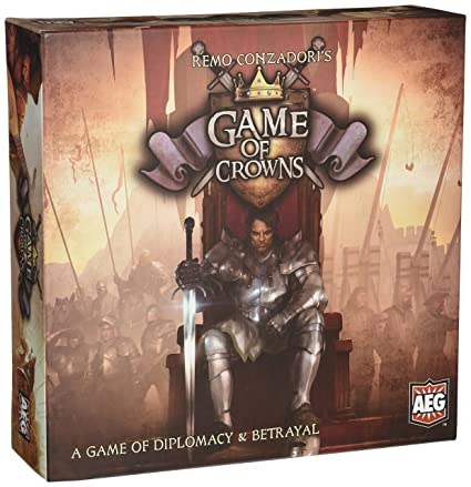 Game Of Crowns - jeu de société