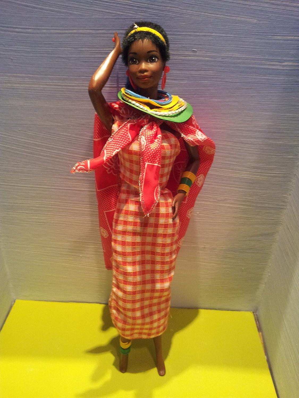 Barbie Collector # 11183 Dolls of the World Kenyan jetzt kaufen