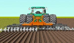 Tractor Simulator by Aleksander Polanowski