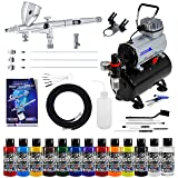Master Multi-Purpose Deluxe Precision High Detail Control Master Airbrush Mod.