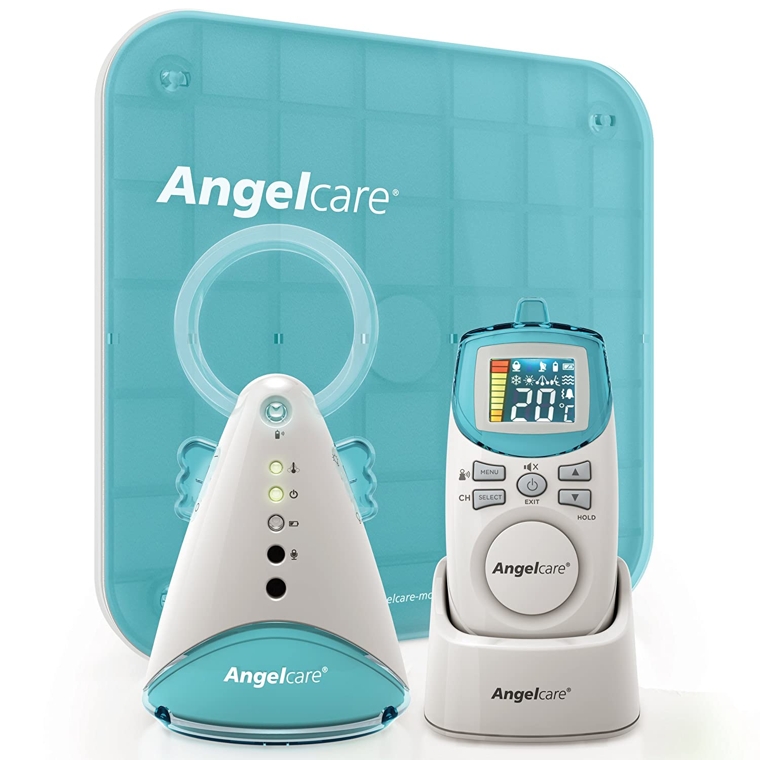 Angelcare Ac401 Movement Amp Sound Baby Monitor 163 18 Tesco