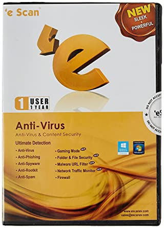 escan antivirus free  full version for windows 7