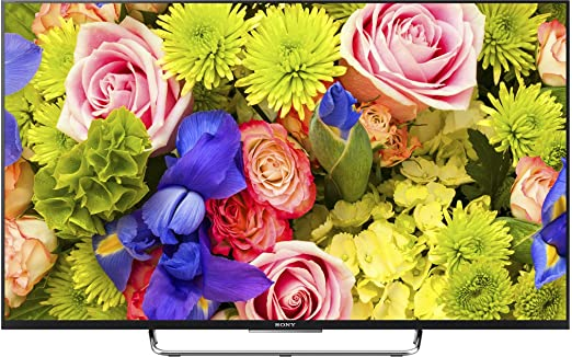 Sony Bravia KDL 50W800C IN5 127 cm  50 inches  Full HD Smart 3D LED TV  Black  available at Amazon for Rs.102900