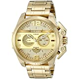 Diesel Men's DZ4377 Ironside Gold Watch (Color: Gold, Tamaño: One Size)