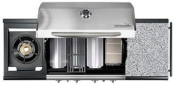 outdoorchef gasgrill auckland edelstahl us211. Black Bedroom Furniture Sets. Home Design Ideas