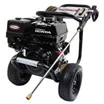 Simpson PS4240-S PowerShot Gas Pressure Washer Review