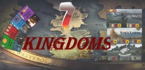 7 Kingdoms (board game) from KeyserInc