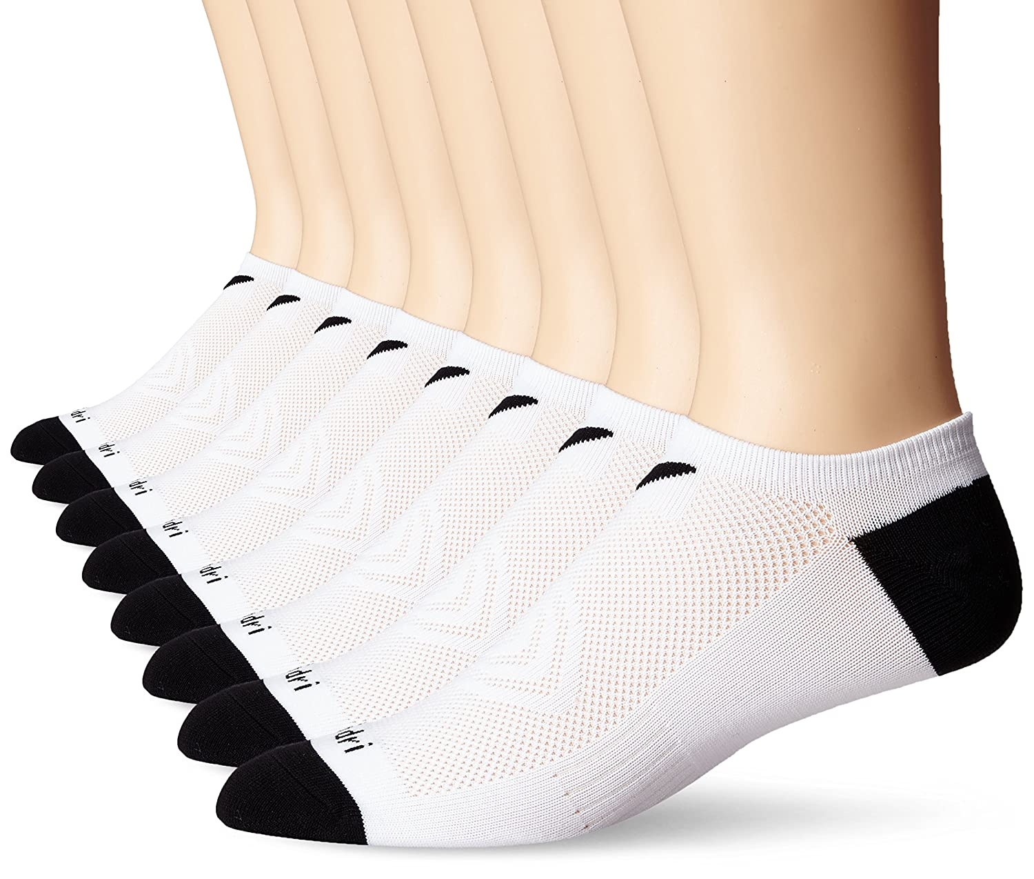 Callaway Men's 8 Pack Tech No-Show Sock  цена