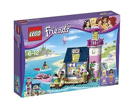 Lego® Friends - 41094 - Jeu De Construction - Le Phare D'heartlake City