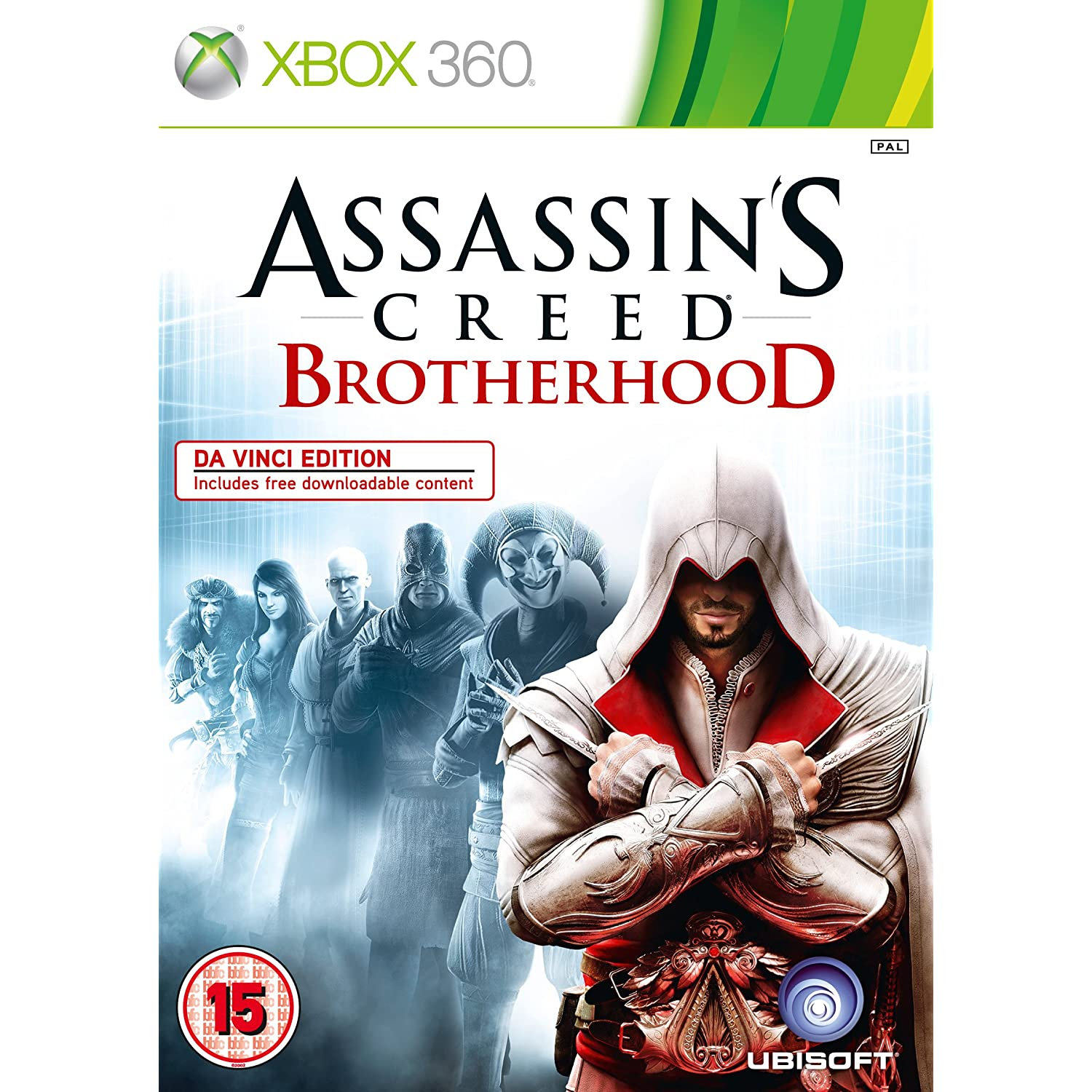 Assassins creed brotherhood - da vinci edition