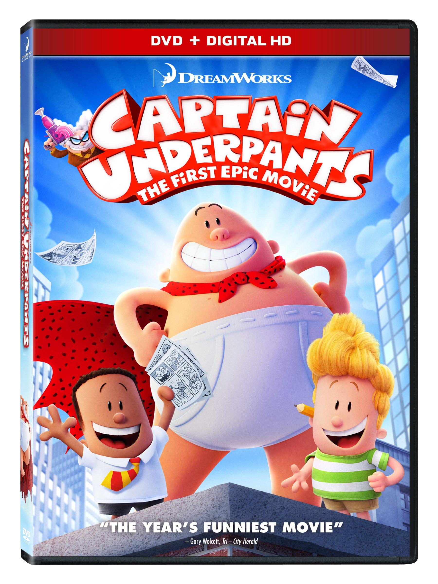 Epic Captain Underpants Movie