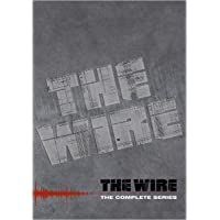 The Wire: The Complete Series 23 DVD's Set