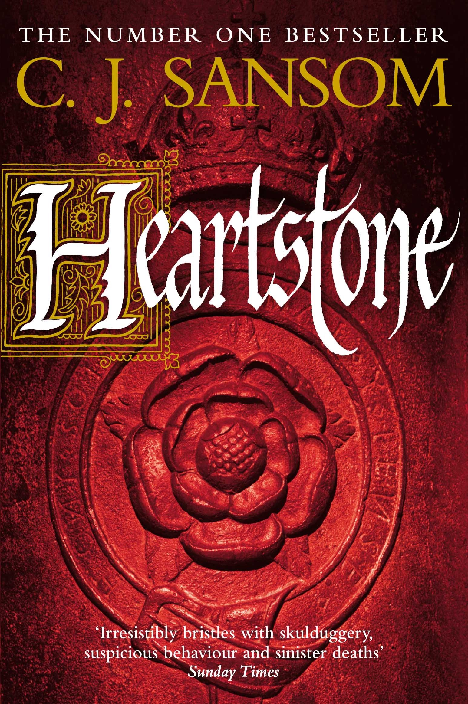 Buy Heartstone (the Shardlake Series) Book Online At Low Prices In India   Heartstone (the Shardlake Series) Reviews & Ratings  Amazon