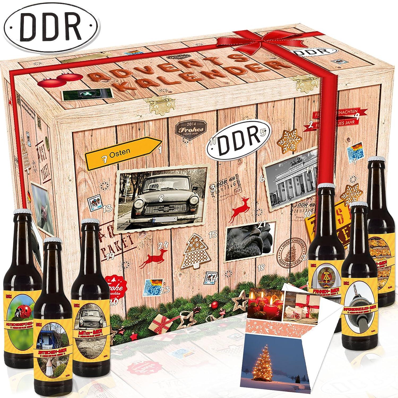 bier adventskalender ddr 2014 adventskalender ostalgie f r erwachsene ossibier ebay. Black Bedroom Furniture Sets. Home Design Ideas