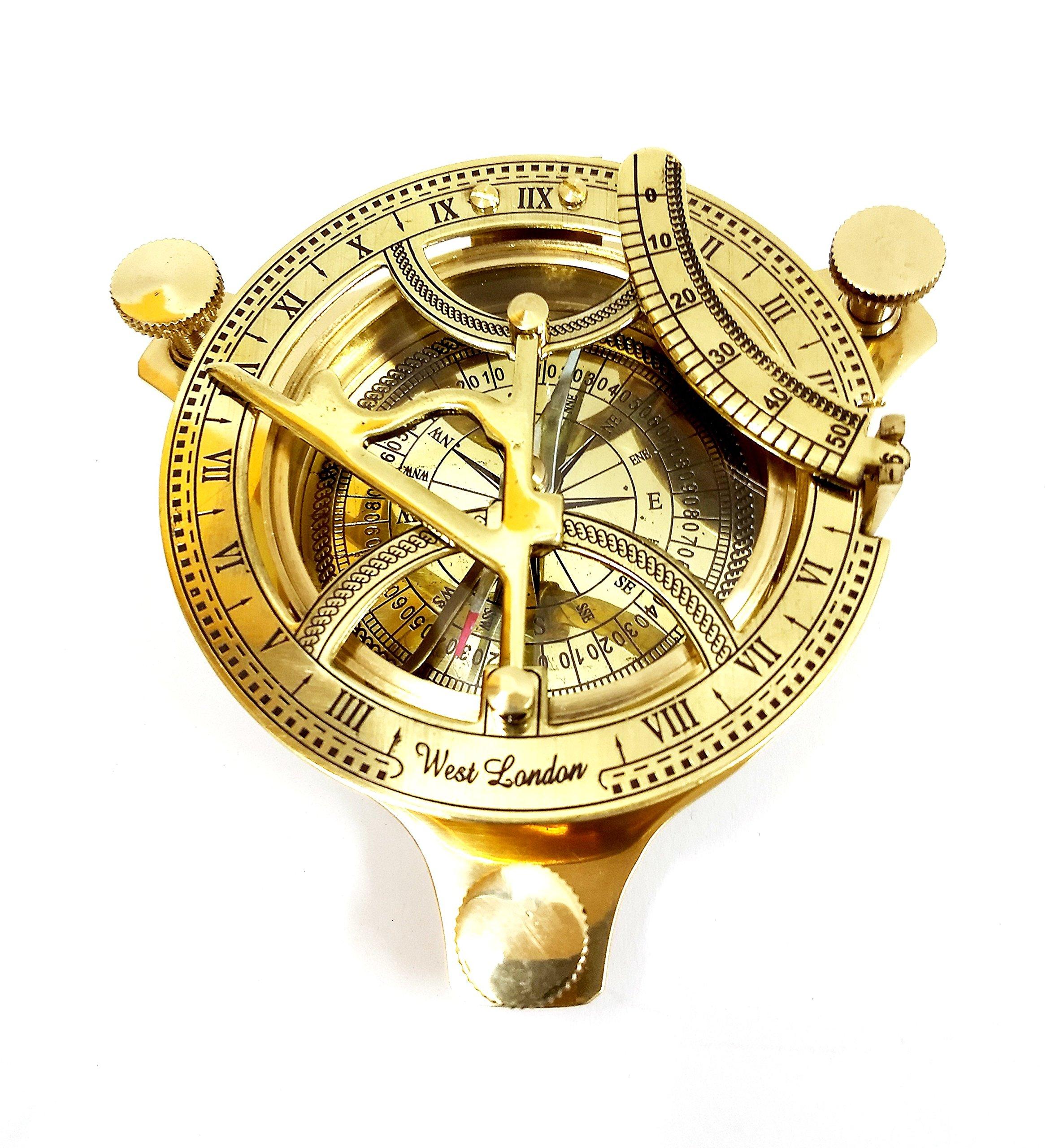 Compass Sundial