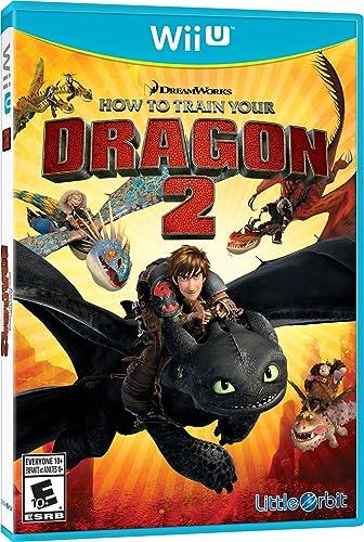 How to Train Your Dragon 2: El videojuego, Wii U.