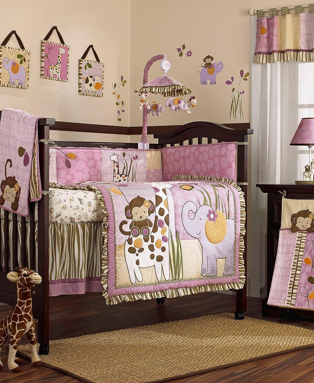 Soho Melanie The Monkey Baby Bedding Baby Bedding And