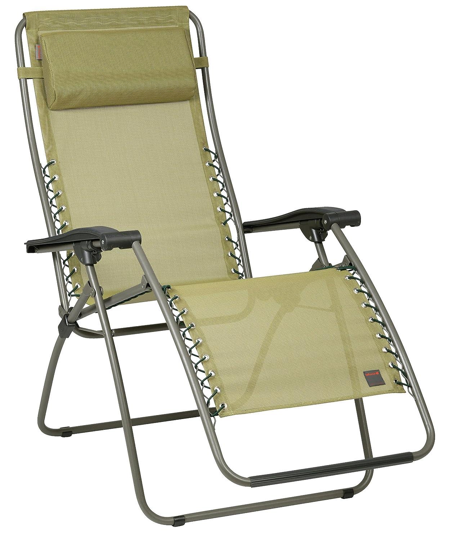 Chaise longue lafuma for Chaise longue lafuma