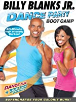 Billy Blanks Jr. Dance Party Boot Camp