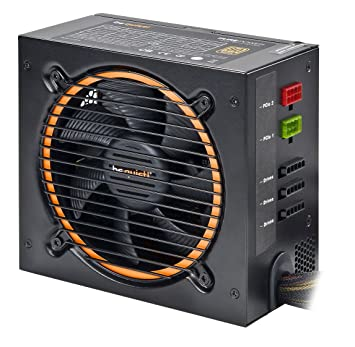 be quiet! Pure Power L8 Alimentation ATX 730W modulaire certification 80 Plus Bronze ventilateur SilentWings 120mm