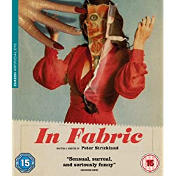 In Fabric [Blu-ray]