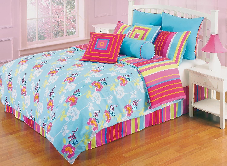Pics photos girly teen bedrooms tropical fun homedesignwallpaper com
